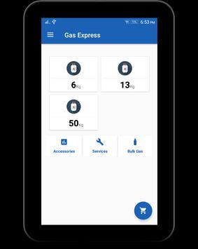 Gas Express screenshot 7