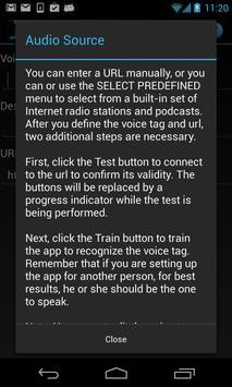 Easy Voice Radio screenshot 3