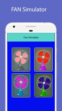 Cool & Cool Fan Simulator Prank screenshot 1