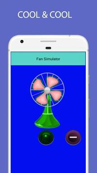 Cool & Cool Fan Simulator Prank screenshot 2