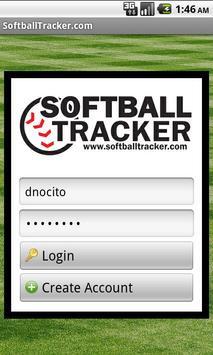 SoftballTracker.com BaseballTracker.com Mobile poster