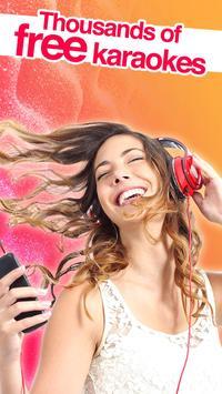 Red Karaoke Sing & Record-poster