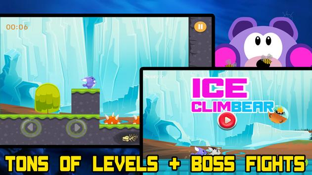 Ice ClimBear - the action tale screenshot 3
