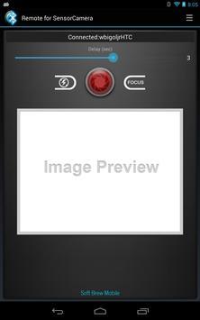 Remote for Sensor Camera screenshot 2