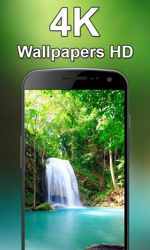 Wallpapers HD & 4K Backgrounds apk screenshot