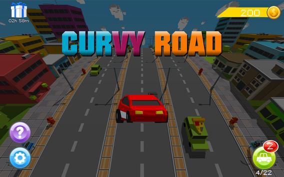 Curvy Road screenshot 11