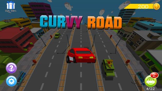 Curvy Road screenshot 1