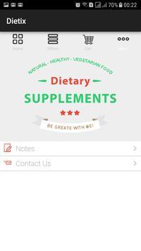 Dietix screenshot 3