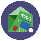 뉴스모음 - 랭킹뉴스, 신문모음, 일간지모음, 투자자를 위한 경제뉴스 부동산뉴스 icon