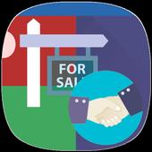 부동산 중개수수료 계산기 (아파트 중계수수료) icon