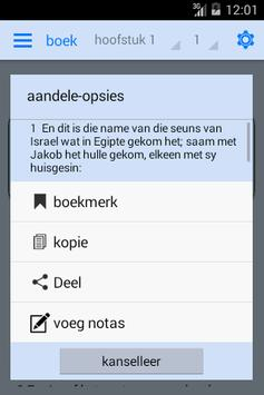 The Afrikaans Bible OFFLINE screenshot 4