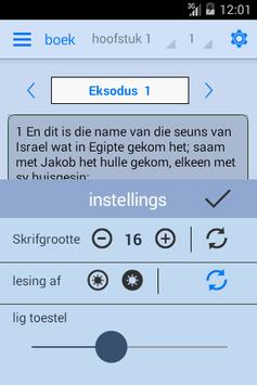 The Afrikaans Bible OFFLINE screenshot 5