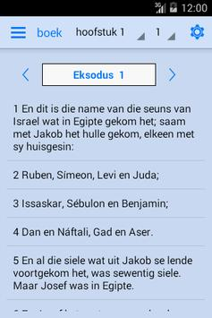The Afrikaans Bible OFFLINE screenshot 3