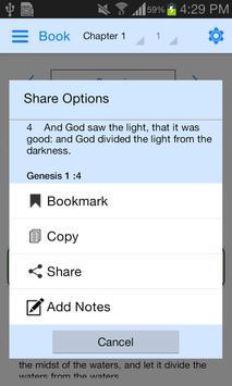 Holy Bible Offline screenshot 23