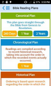 Holy Bible Offline screenshot 2