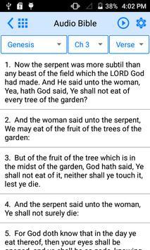 Holy Bible Offline screenshot 4