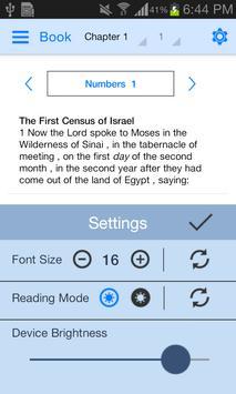 Holy Bible NKJV Offline apk screenshot