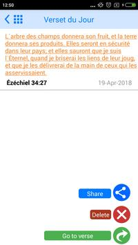 The French Bible -Offline poster