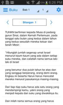 Alkitab Offline apk screenshot