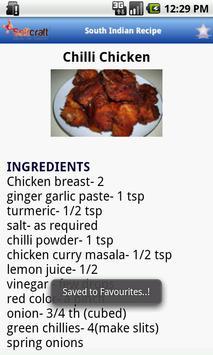 South Indian Recipe screenshot 4