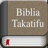 Swahili Bible Offline icon