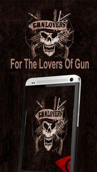 Gun lovers poster