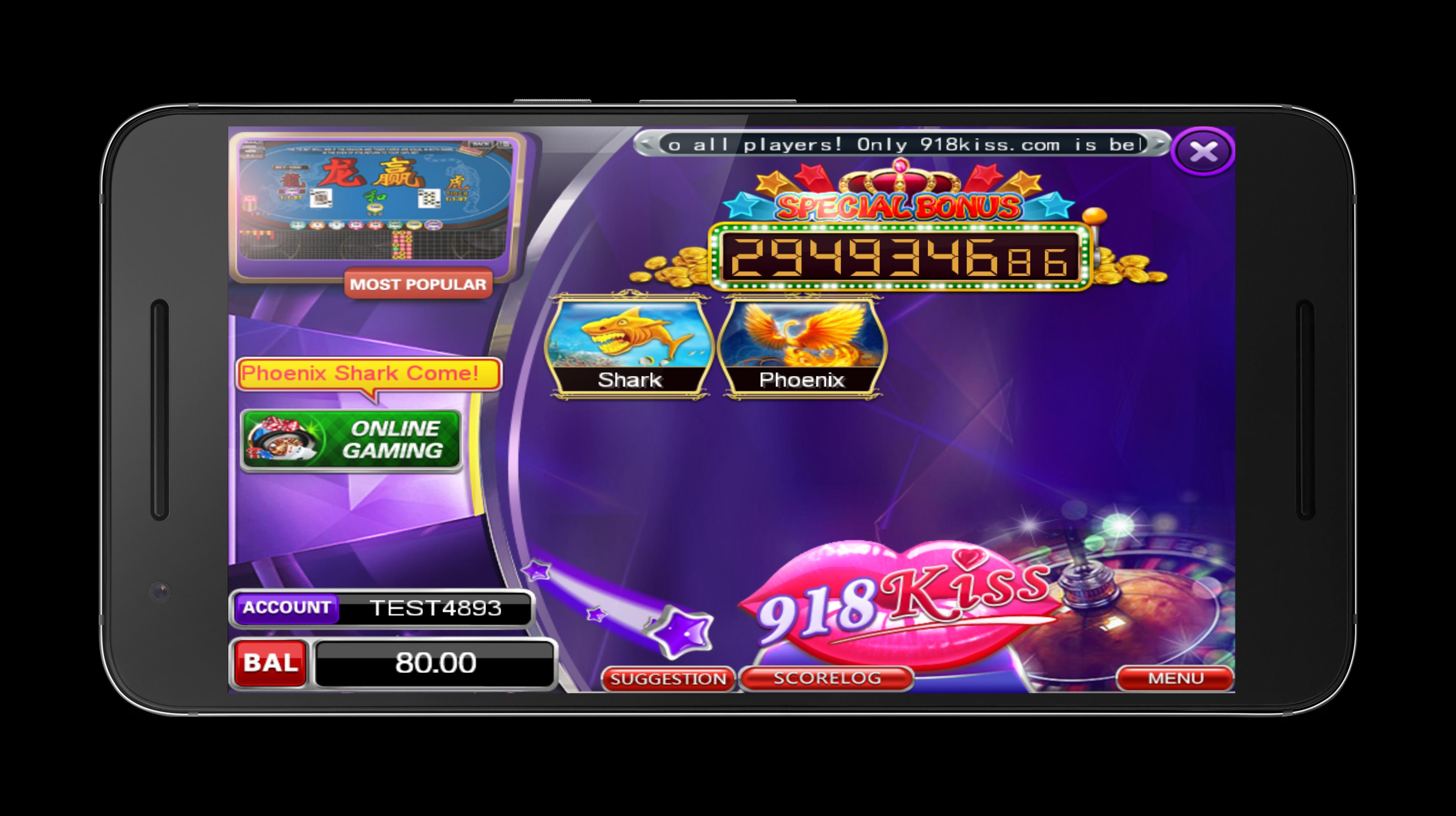 Golden 918KISS for Android - APK Download
