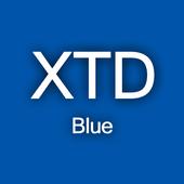 XTD Blue icon