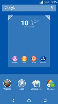 XTD Blue screenshot 1