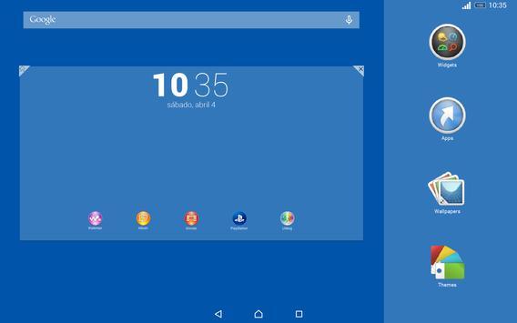 XTD Blue screenshot 4