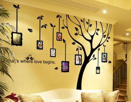 Wall decorating idea screenshot 3