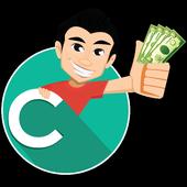 Free Real Money - CashOn icon
