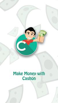 Free Real Money - CashOn poster