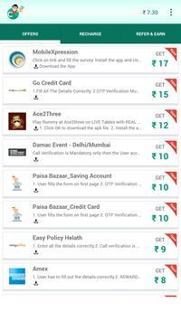 Free Real Money - CashOn screenshot 3