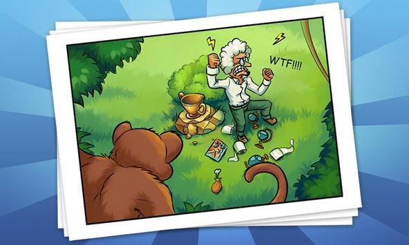 Goal Defense Comics apk screenshot
