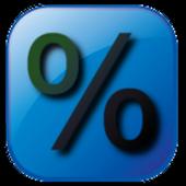 Percentages icon
