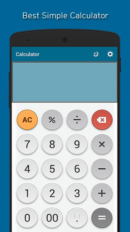 easy calculator app