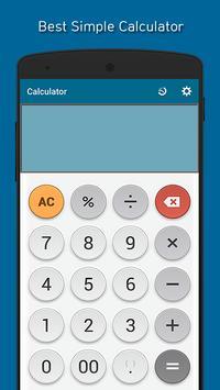 Simple Calculator poster