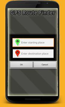 GPS Route Finder - Car GPS screenshot 6