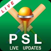 PSL Live Updates icon