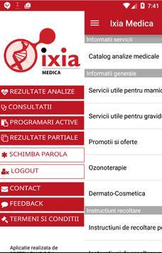 IXIA Medica screenshot 2