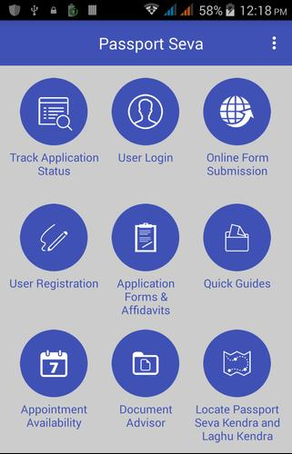 Passport Seva Apk Download Free Productivity App For Android