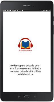 Audio Biblioteca screenshot 4