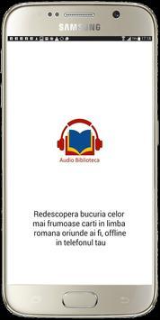 Audio Biblioteca poster