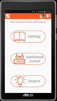 Audio Biblioteca screenshot 10