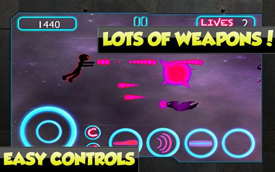 A Space Rage on Roids - FREE apk screenshot