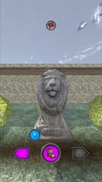 Escape from Lion Courtyard apk screenshot
