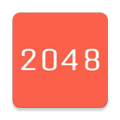 2048 + Hexaline puzzle icon