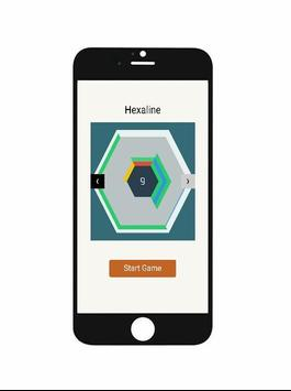 2048 + Hexaline puzzle apk screenshot