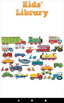Kids' Library: Transport apk screenshot